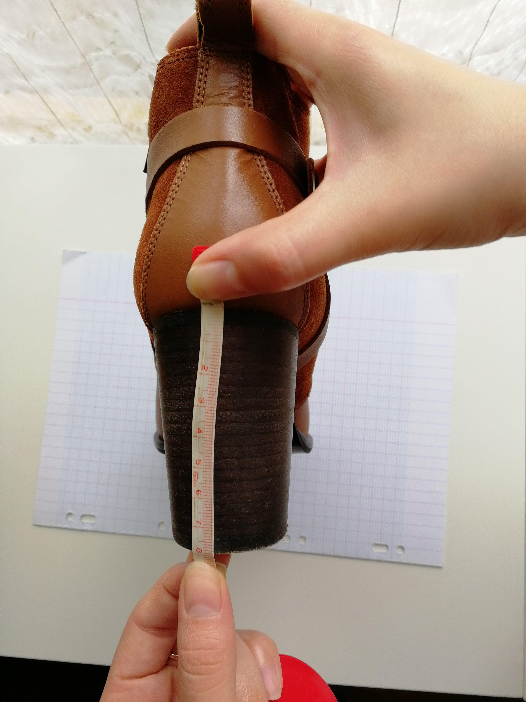 peut raboter talon chaussure